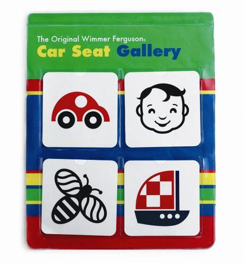 גלריית כרטיסיות לרכב