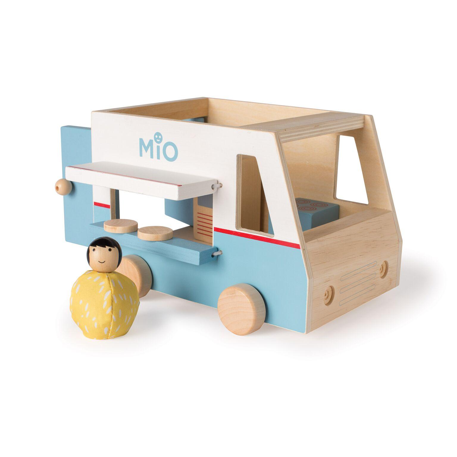 משאית אוכל – Mio