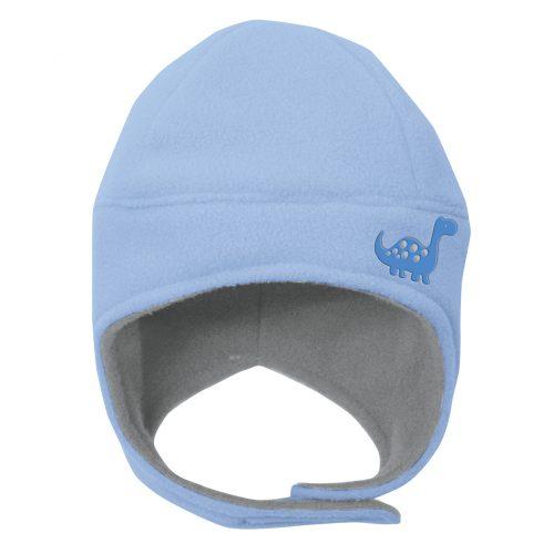 כובע חורף פליז- כחול