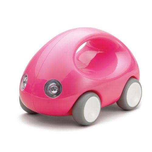 מכונית צעצוע- ורודה