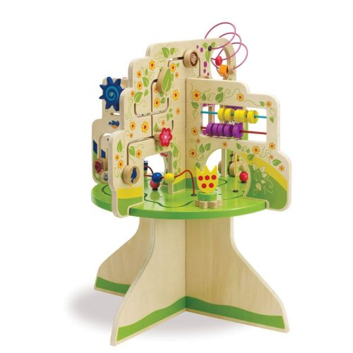 שולחן פעילות- עץ