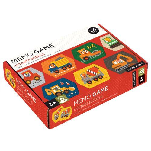 משחק זיכרון – כלי בנייה
