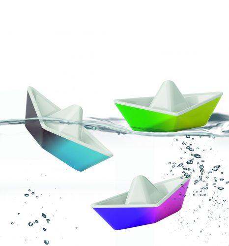 סירות אוריגמי משנות צבעים 3