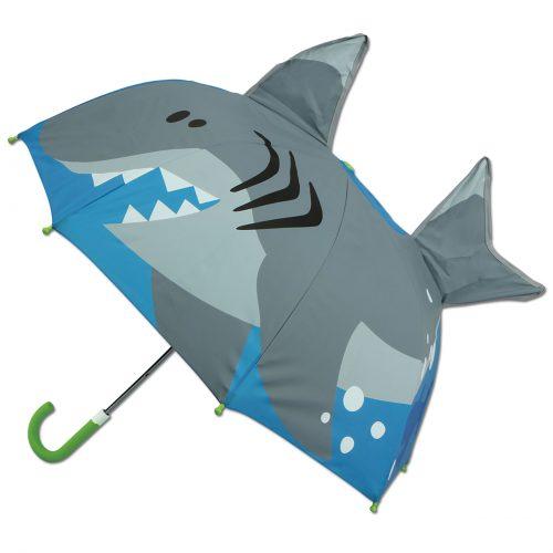 מטריה תלת מימד כריש