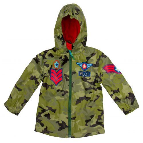 מעיל צבאי