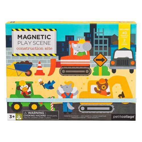 משחק מנגטי – כלי בנייה