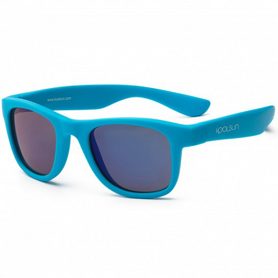 משקפי שמש וויב נאון כחול