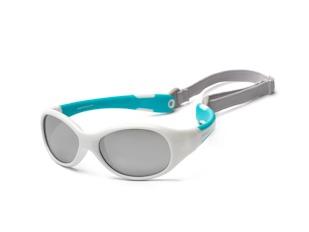 flex white aqua