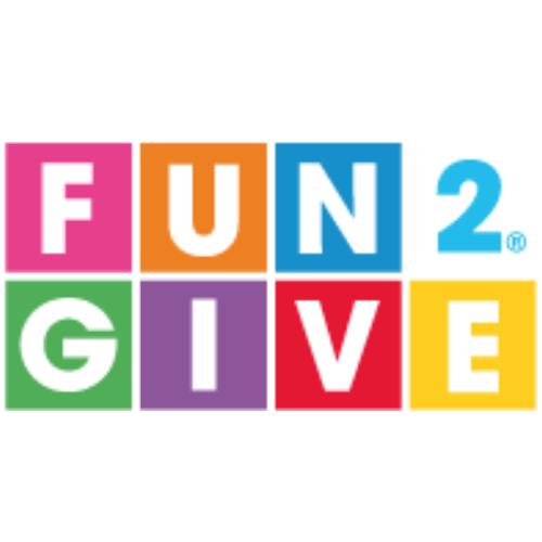 לוגו FUN2GIVE