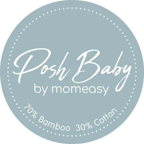 Posh baby logo