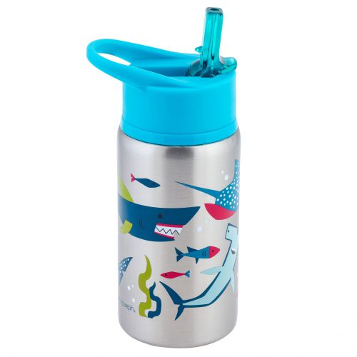 בקבוק שתייה תרמי – כרישים
