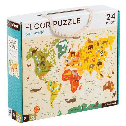 פאזל מפת העולם (2)